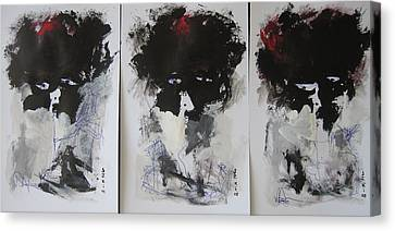 Other Than 3 Canvas Print by Seon-Jeong Kim