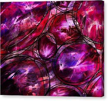 Other Worlds Canvas Print by Rachel Christine Nowicki