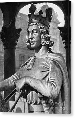 Otto I (912-973) Canvas Print by Granger