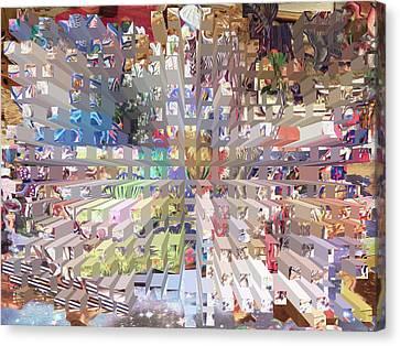 Our Abundant Planet Canvas Print