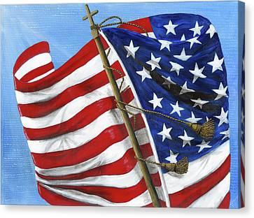 Our Founding Principles Canvas Print