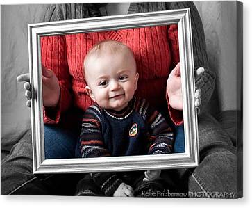Our Grandson Canvas Print