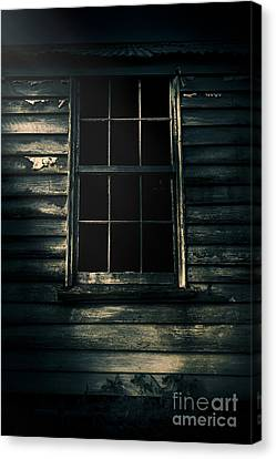 Canvas Print featuring the photograph Outback House Of Horrors by Jorgo Photography - Wall Art Gallery