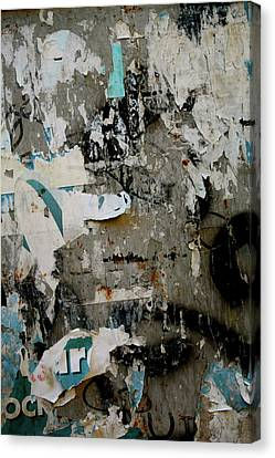 Outcast Canvas Print by Jason Wolters