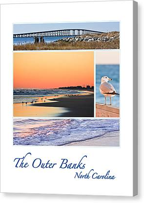Outer Banks North Carolina Canvas Print