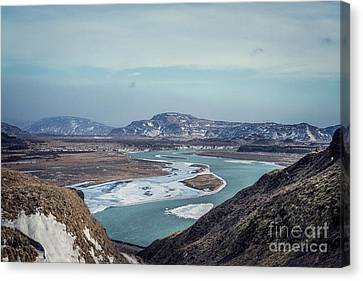 Outlands Canvas Print