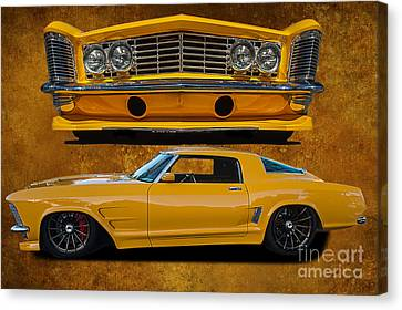 Outstanding Riviera Canvas Print by Jim  Hatch