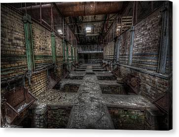 Ovens  Canvas Print by Nathan Wright