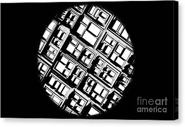Canvas Print - Over View by Urban Images