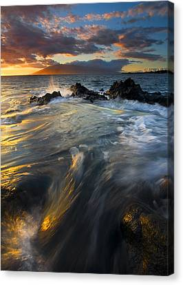 Overflow Canvas Print