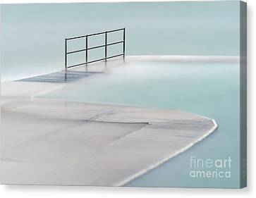 Stopper Canvas Print - Overflow by Richard Thomas
