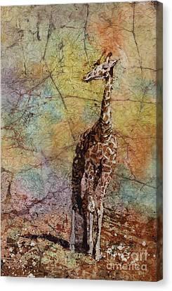 Overlook Canvas Print by Ryan Fox