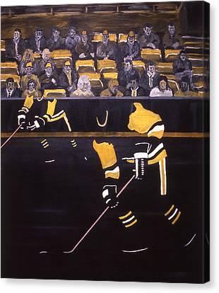 P P Canvas Print by Ken Yackel