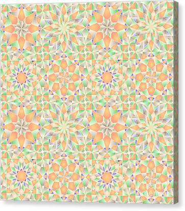 p4m Symmetry 170 Canvas Print