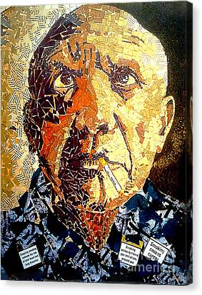 Prodigal Canvas Print - Pablo Picasso by Kegya Art Gallery