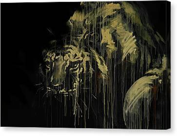 Paciencia Canvas Print by Mariabelones ART