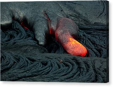 Pahoehoe Lobe Canvas Print