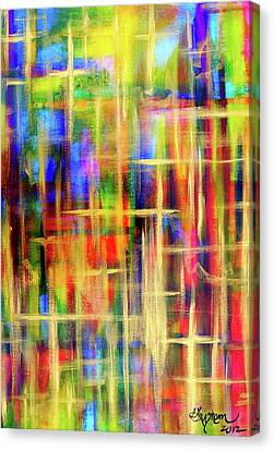 Paid Once For All Canvas Print by Laura  Grisham