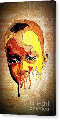 Prodigal Canvas Print - Pain Behind Pride by Kegya Art Gallery