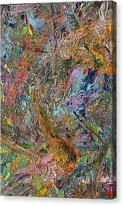 Paint Number 26 Canvas Print