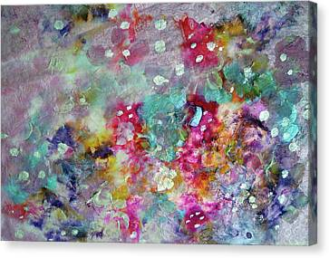 Panache Painting  Canvas Print