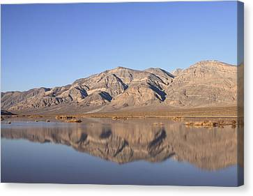Panamint Valley Canvas Print - Panamint Bluff by Troy Montemayor