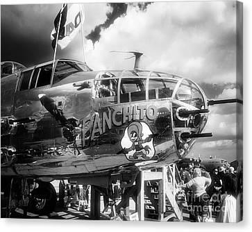 Mitchell Canvas Print - Panchito by Arne Hansen