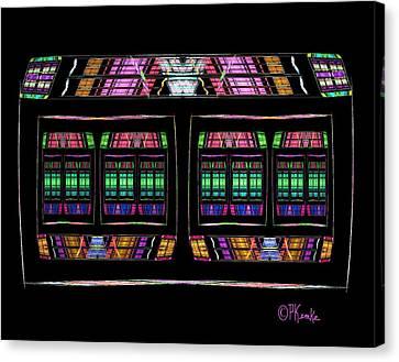 Pandora's Box Canvas Print