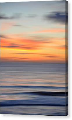Panning Swamis Canvas Print by Kelly Wade