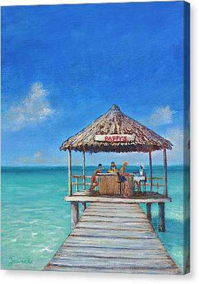 Pappy's By Alan Zawacki Canvas Print