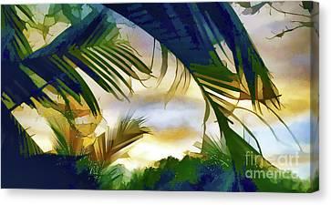 Paradise Canvas Print by Arnie Goldstein