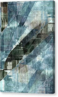 Paradise Beyond Canvas Print by Tlynn Brentnall
