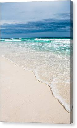 Paradise In Seaside Florida Canvas Print by Shelby Young