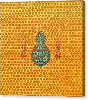 Paschim Canvas Print