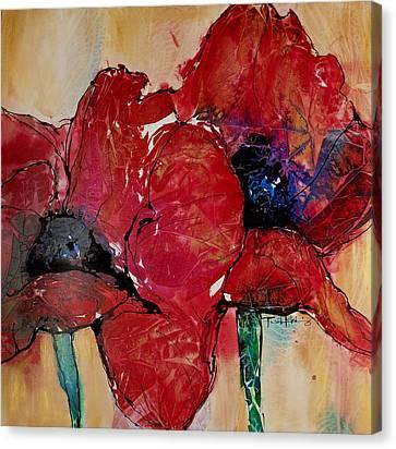 Passion II Canvas Print by Trish McKinney