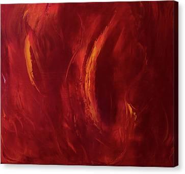 Passion 3 Canvas Print