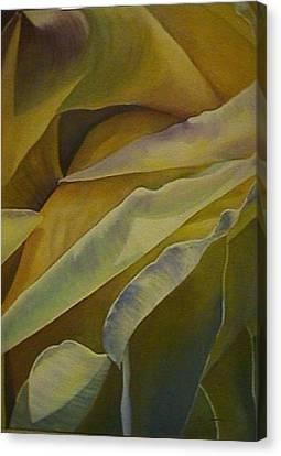 Passion Canvas Print by Jan Swaren