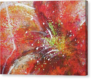 Passion Canvas Print by London England
