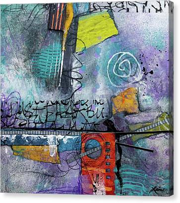 Canvas Print - Passionate Time  by Laura Lein-Svencner