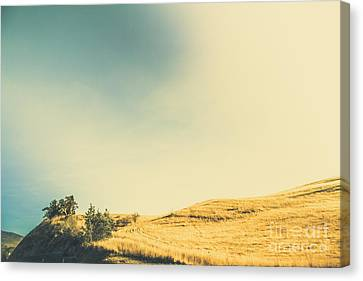 Pastoral Landscape Canvas Print