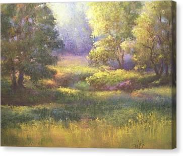 Pasture Grove Canvas Print