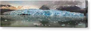 Chile Canvas Print - Patagonia - Glacier Amalia by Michael Jurek