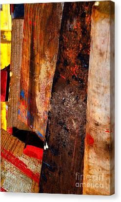 Patch Work Canvas Print by Lauren Leigh Hunter Fine Art Photography