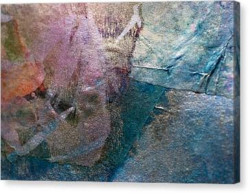 Patchwork Canvas Print by Don  Wright