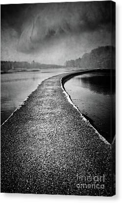 Path To Beyond II Canvas Print by Edward Fielding