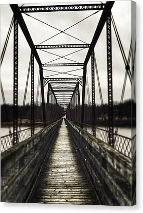 Canvas Print - Path To Nowhere by Jame Hayes