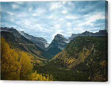 Canvas Print featuring the photograph Pathways by Jason Naudi
