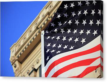 Patriotism Canvas Print by Daniel Koglin