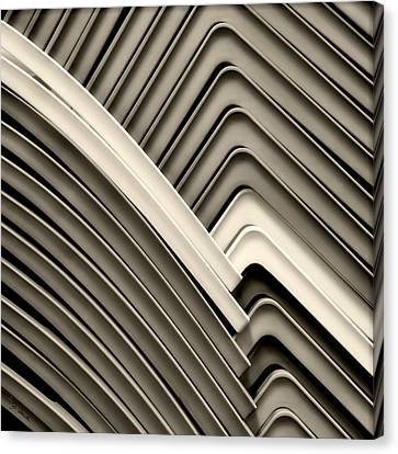 Canvas Print featuring the photograph Pattern by Joe Bonita