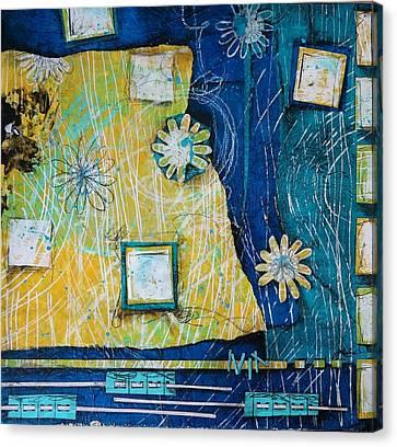 Canvas Print - Patterns  by Laura Lein-Svencner